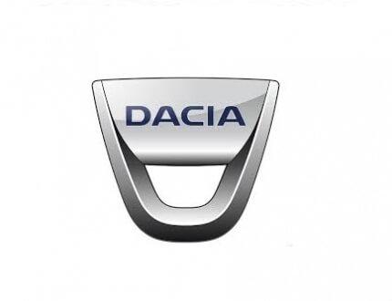 לוגו של מכונית דאצ'יה