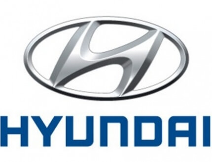 לוגו של רכב יונדאי